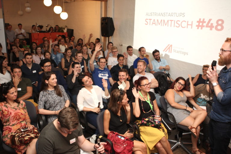 Stammtisch #48: How to navigate the corporate world as a startup