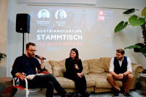 AustrianStartups Stammtisch #79: All about Growth