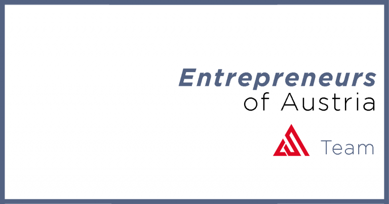 Entrepreneurs of Austria: Unleash the most entrepreneurial version of yourself.