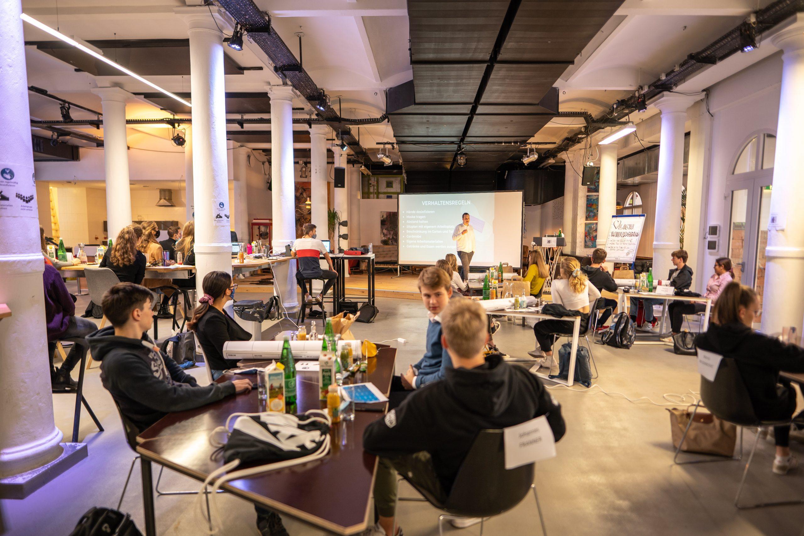 Youth Entrepreneurship Week