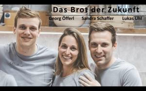 Future Weekly #108 | Deep Dive: Das Brot der Zukunft mit Georg Öfferl, Sandra Schaffer & Lukas Uhl